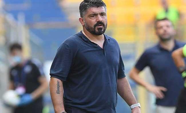 """""""Sta salendo Montipò in area"""", Gattuso rivive un vecchio incubo. La reazione del tecnico azzurro"""