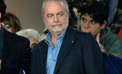 """TGR RAI – """"De Laurentiis non ha voluto rispondere alle domande di un nostro giornalista"""""""