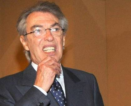 """Moratti: """"Avrei preso volentieri uno come Lorenzo Insigne, sarebbe servito all'Inter"""""""
