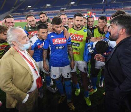 Nel Napoli di Gattuso hanno vinto gli ammutinati, questi sono i risultati