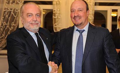 Benitez in contatto con ADL, a gennaio si parlò di un sorprendente scambio sull'asse Napoli-Cina