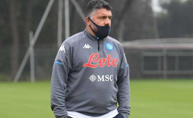 """De Zerbi e lo screensaver con la faccia di Gattuso sul telefono! Grieco: """"Sapete cosa rispose?"""""""