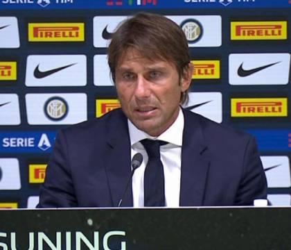 """Conte: """"Battere la Juve è stato importante, ma ora dobbiamo vincere lo scudetto"""""""