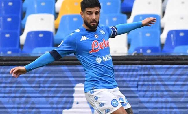 Insigne, splendido gol (annullato) al Sassuolo: la reazione di Gattuso in panchina
