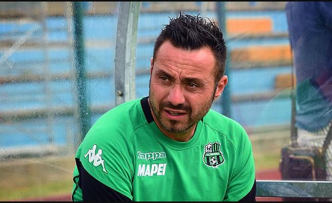 """De Zerbi accostato al Napoli, Carnevali se lo tiene stretto: """"Al Sassuolo un altro anno"""""""