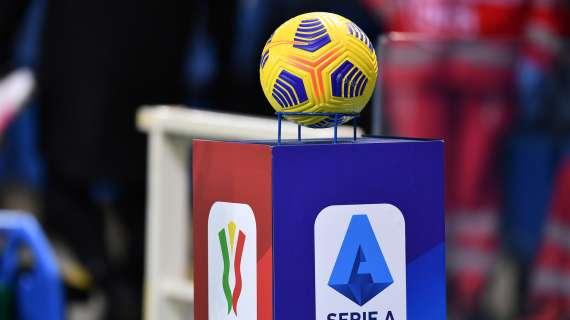 Serie A, le formazioni ufficiali dei match delle 20.45