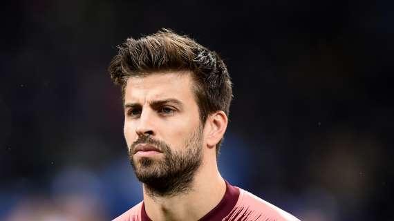 """Barcellona, Piqué contro la Superlega: """"Vogliamo che club come il Napoli spariscano?"""""""