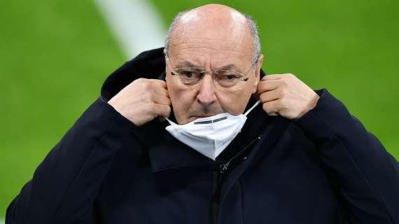 """Inter, Marotta sulla Superlega: """"Progetto per evitare un default del calcio, ma sottovalutato un aspetto importante"""""""