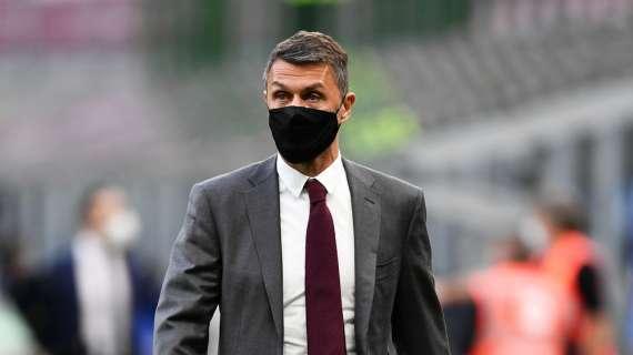 """Milan, Maldini sulla Superlega: """"Non sapevo niente. Mi scuso con i tifosi"""""""