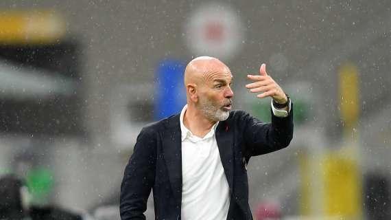 """Milan, Pioli: """"Corsa Champions dura. Scontri diretti decisivi, pensiamo alla Lazio"""""""