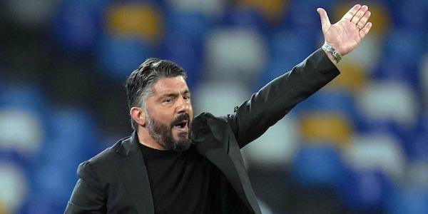 """Napoli, Pià: """"Gattuso? Lo confermerei"""""""