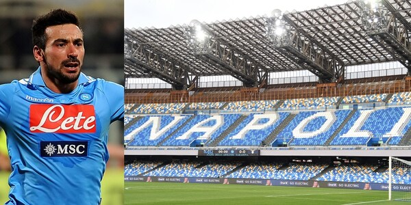 Napoli dice sì: Lavezzi, partita d'addio al Maradona