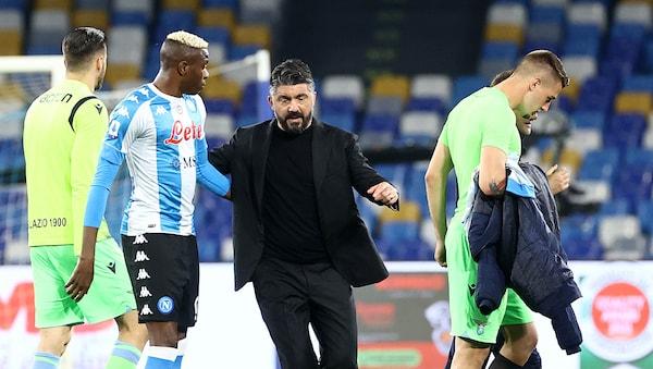 Napoli, la Champions dipende solo da Gattuso: il motivo è semplice