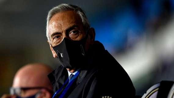 """Punire Juve, Milan e Inter? Gravina non ci pensa nemmeno: """"Non si può sanzionare un'idea"""""""