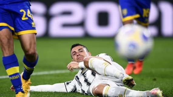 Serie A,  solo pari per Inter e Juve: i parziali al 45′