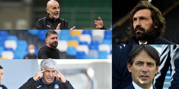 Atalanta-Juve-Milan-Napoli-Lazio, volata Champions: il calendario