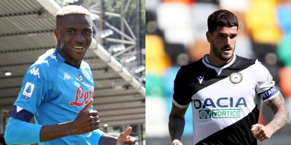 Diretta Napoli-Udinese ore 20.45: probabili formazioni, dove vederla in tv e in streaming