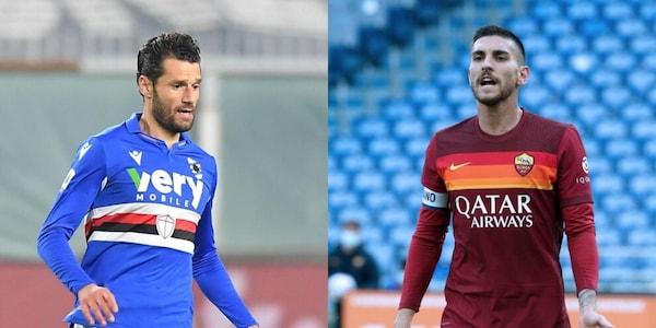 Diretta Sampdoria-Roma ore 20.45: come vederla in tv, in streaming e probabili formazioni