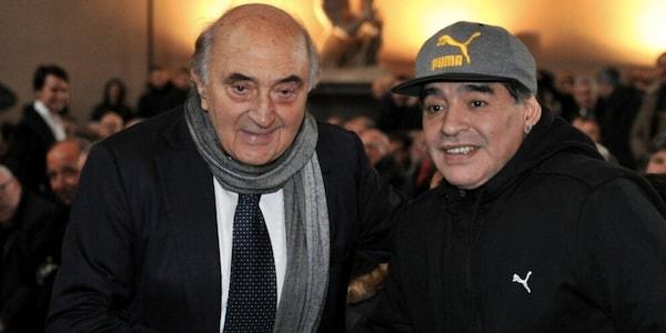 """Ferlaino, il Napoli e Maradona: """"Segnato dalla morte di Diego"""""""