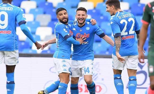 Fiorentina-Napoli, pagelle Eurosport: Insigne show, un solo insufficiente