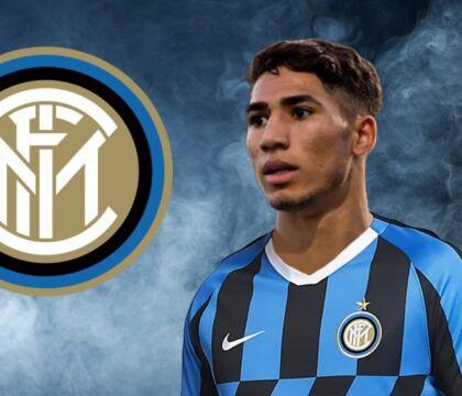 """Hakimi: """"All'Inter sono felice. Se Conte resta possiamo aprire un ciclo per vincere in Italia e in Europa"""""""