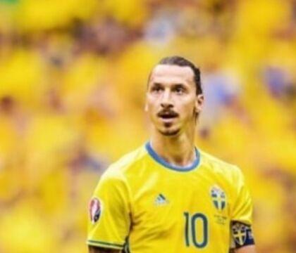 Ibrahimovic dà forfait: non ci sarà agli Europei