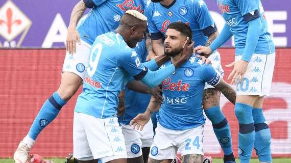 Insigne si supera! A Firenze arriva il record di gol stagionali in Serie A