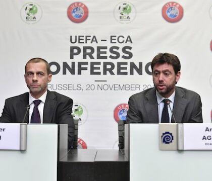 """Juve, Barca e Real puntano a una nuova """"sentenza Bosman"""" della Corte Ue contro Fifa e Uefa"""