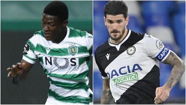 Napoli, Nuno Mendes e De Paul: obiettivi da Champions