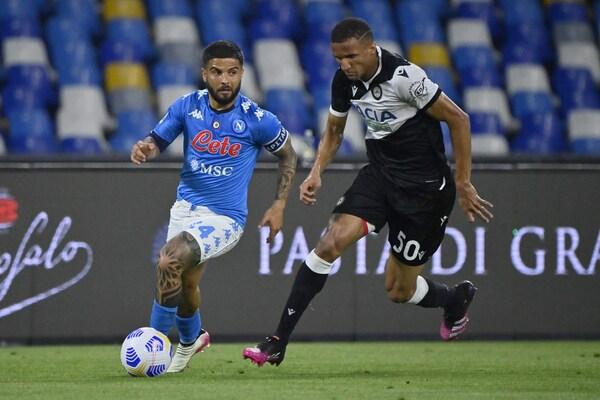Napoli-Udinese 5-1: tabellino, statistiche e marcatori