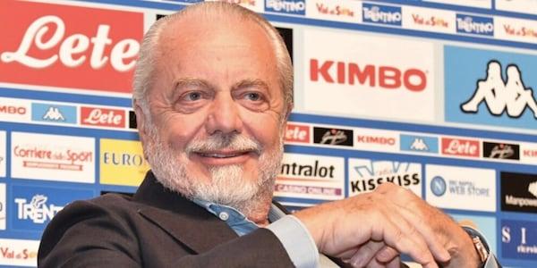 "Napoli-Udinese, De Laurentiis esulta sui social: ""100 gol!"""