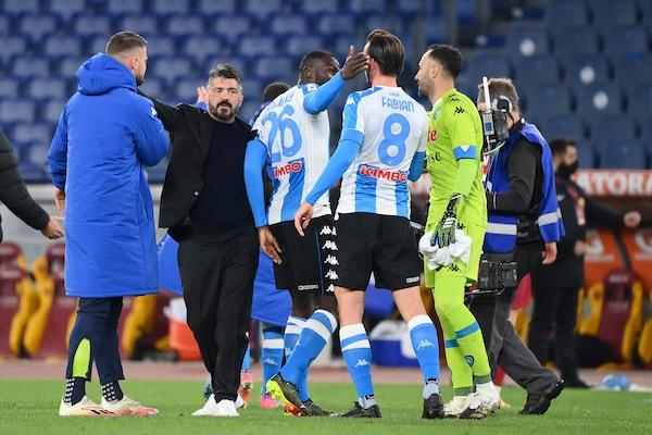 Napoli, per la Champions non puoi più sbagliare