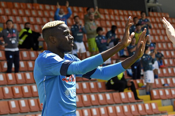 Osimhen, la nuova stella del Napoli: numeri da campione