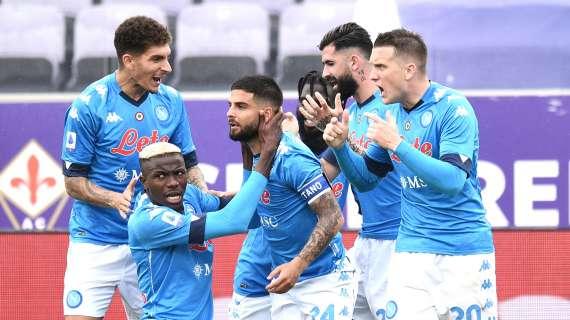 RILEGGI LIVE – Fiorentina-Napoli 0-2, è finita: vittoria pesantissima degli azzurri che stendono i viola!
