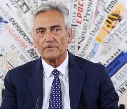 Un'altra carica per Gravina: è stato eletto nella Giunta del Coni
