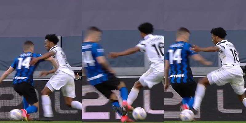 Video – Tutti gli errori di Calvarese a favore della Juventus