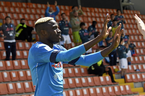 """Bagni: """"Osimhen fulcro del Napoli. Come Lukaku per l'Inter"""""""