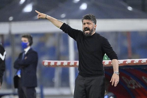 """Bruscolotti: """"Napoli piazza ideale per Gattuso. Spiace se va via"""""""