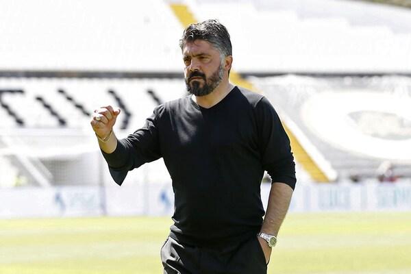 """Bucchi: """"Napoli, vai avanti con Gattuso"""""""