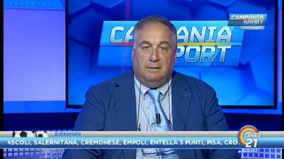 """Chiariello: """"Ultimo step e poi sul divano a vedersi Cagnotto Cuadrado ai mondiali di tuffi"""""""