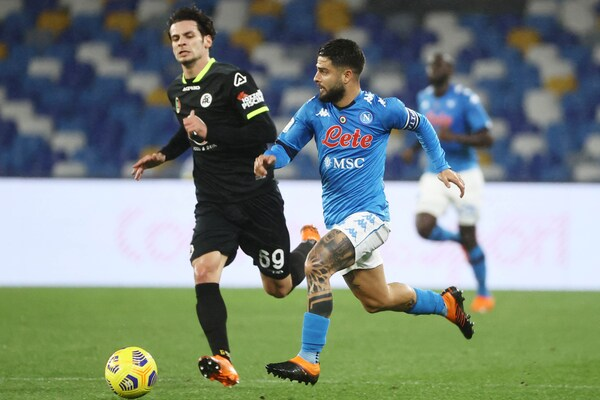 """Chisoli: """"Spezia-Napoli? Non firmo per il pari"""""""