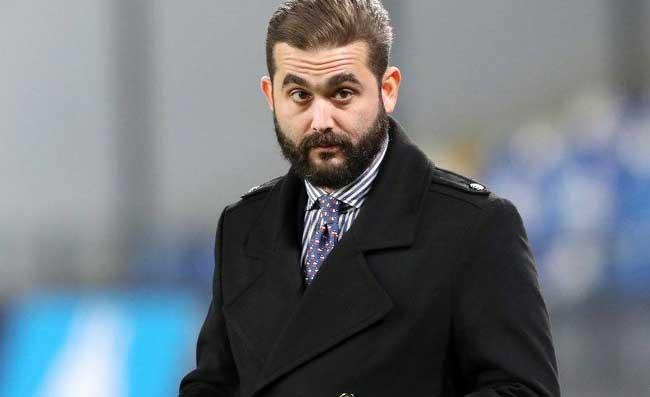 """Edo De Laurentiis: """"Pensiamo a noi, andiamoci a prendere i nostri 3 punti. Forza Napoli!"""""""