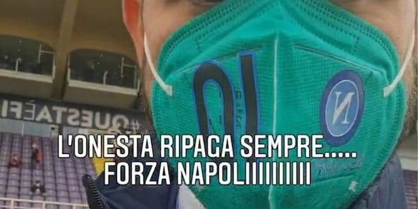 "Fiorentina-Napoli, De Laurentiis jr esulta: ""L'onestà paga sempre"""