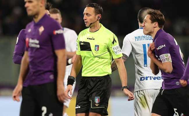 """Il Napoli vince, Pastore: """"Il complotto c'è ancora, rivedetevi l'arbitraggio di Abisso"""""""