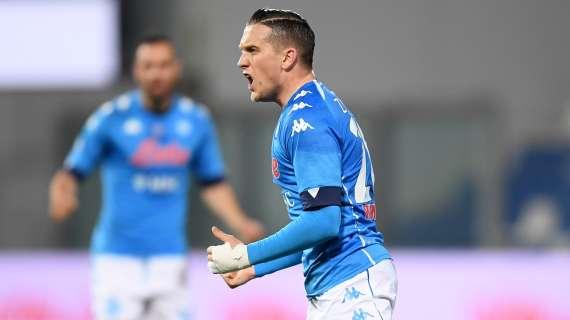 LIVE – Fiorentina-Napoli 0-2 (57′ Insigne, 67′ Zielinski): gli azzurri raddoppiano