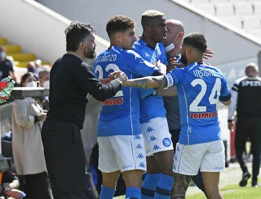 """Matuzalem: """"Napoli, Gattuso ha il gruppo dalla sua parte"""""""