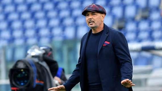 """Mihajlovic non capisce: """"Ma quando si gioca con la Juve? Lo decidono loro?"""""""