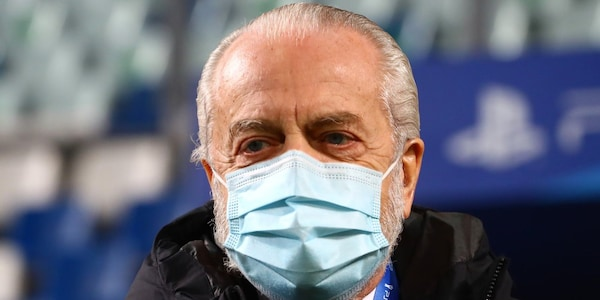 """Napoli, De Laurentiis esulta: """"Bravo Gattuso, bravi i goleador"""""""