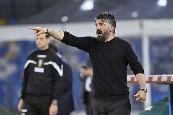"""Napoli, Pazienza: """"A Firenze per completare l'opera Champions"""""""