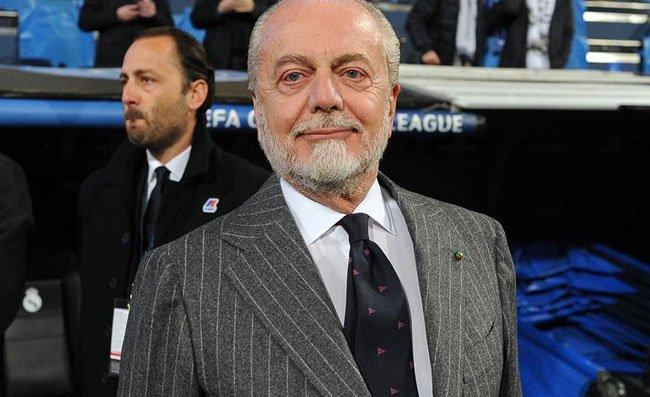 """Napoli show a Firenze, De Laurentiis esulta: """"Grande vittoria, ma non è finita! Massima concentrazione"""""""
